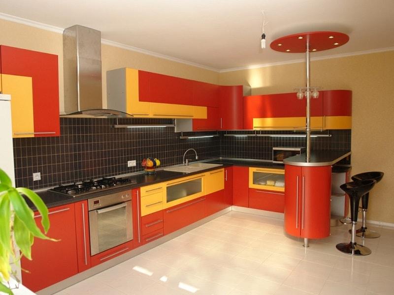 Ремонт и отделка кухни под ключ Томск, Северск