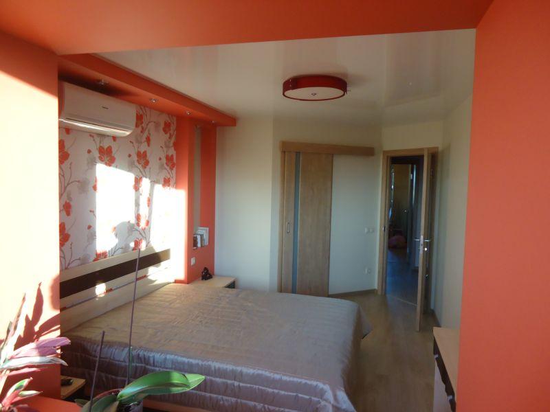 Ремонт и отделка спальни под ключ Томск, Северск