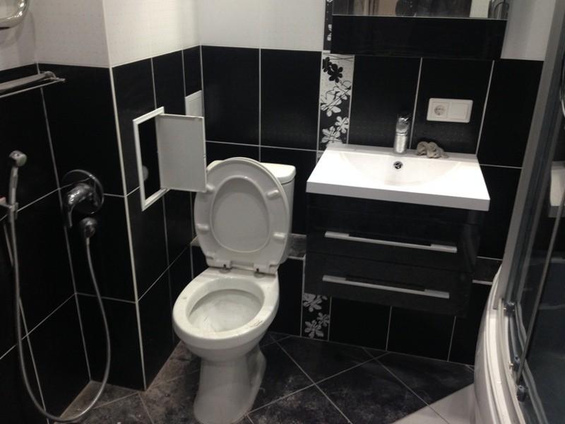 Ремонт и отделка ванной комнаты под ключ Томск, Северск